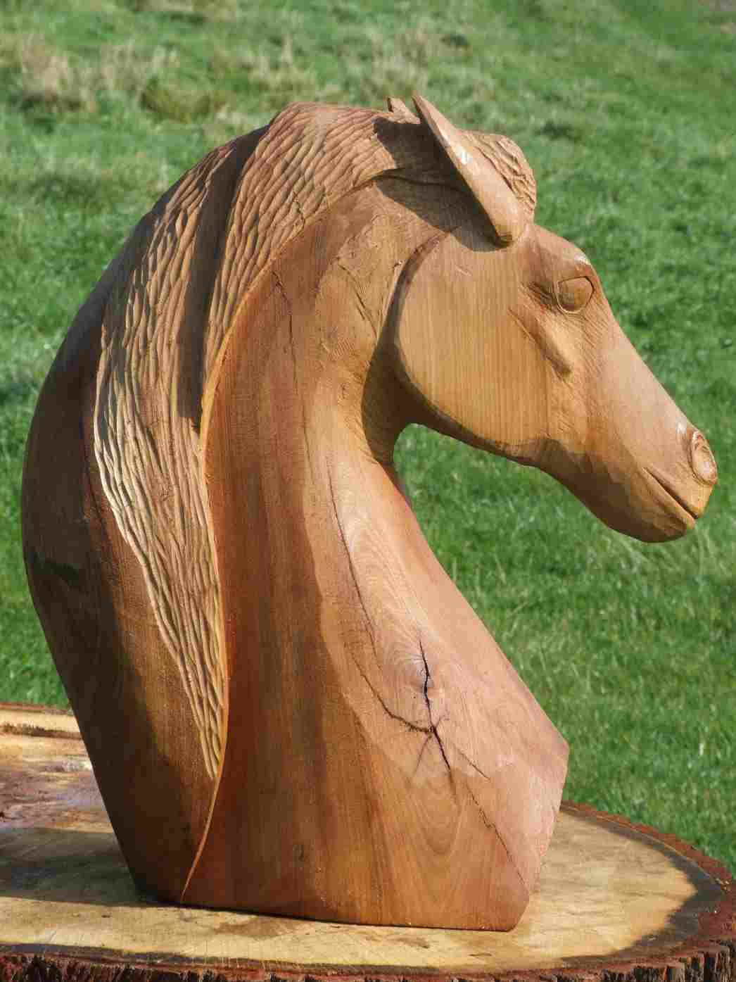 Chainsaw carving gallery duncan kitson sculptor
